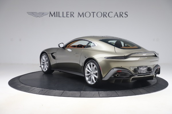 New 2020 Aston Martin Vantage Coupe for sale $180,450 at Rolls-Royce Motor Cars Greenwich in Greenwich CT 06830 4