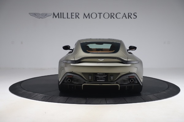 New 2020 Aston Martin Vantage Coupe for sale $180,450 at Rolls-Royce Motor Cars Greenwich in Greenwich CT 06830 5