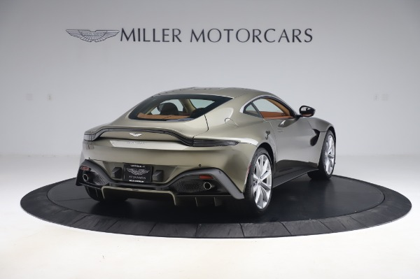 New 2020 Aston Martin Vantage Coupe for sale $180,450 at Rolls-Royce Motor Cars Greenwich in Greenwich CT 06830 6