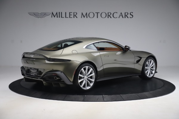 New 2020 Aston Martin Vantage Coupe for sale $180,450 at Rolls-Royce Motor Cars Greenwich in Greenwich CT 06830 7