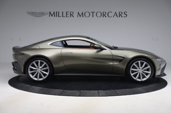 New 2020 Aston Martin Vantage Coupe for sale $180,450 at Rolls-Royce Motor Cars Greenwich in Greenwich CT 06830 8