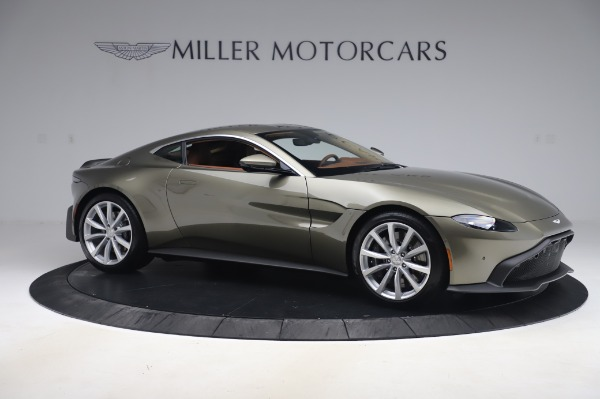 New 2020 Aston Martin Vantage Coupe for sale $180,450 at Rolls-Royce Motor Cars Greenwich in Greenwich CT 06830 9