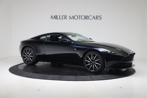 New 2020 Aston Martin DB11 V8 Coupe for sale $237,996 at Rolls-Royce Motor Cars Greenwich in Greenwich CT 06830 10
