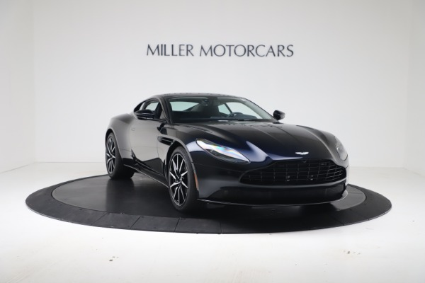 New 2020 Aston Martin DB11 V8 Coupe for sale $237,996 at Rolls-Royce Motor Cars Greenwich in Greenwich CT 06830 11
