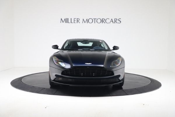 New 2020 Aston Martin DB11 V8 Coupe for sale $237,996 at Rolls-Royce Motor Cars Greenwich in Greenwich CT 06830 12