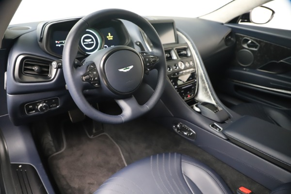 New 2020 Aston Martin DB11 V8 Coupe for sale $237,996 at Rolls-Royce Motor Cars Greenwich in Greenwich CT 06830 14