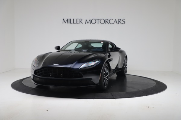 New 2020 Aston Martin DB11 V8 Coupe for sale $237,996 at Rolls-Royce Motor Cars Greenwich in Greenwich CT 06830 2