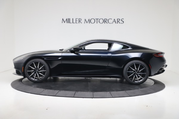 New 2020 Aston Martin DB11 V8 Coupe for sale $237,996 at Rolls-Royce Motor Cars Greenwich in Greenwich CT 06830 3