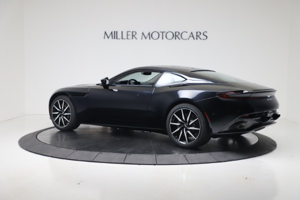 New 2020 Aston Martin DB11 V8 Coupe for sale $237,996 at Rolls-Royce Motor Cars Greenwich in Greenwich CT 06830 4