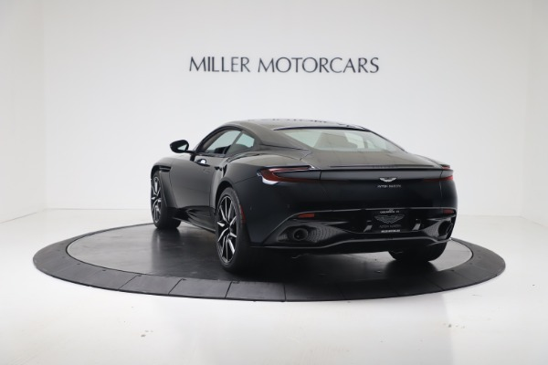 New 2020 Aston Martin DB11 V8 Coupe for sale $237,996 at Rolls-Royce Motor Cars Greenwich in Greenwich CT 06830 5