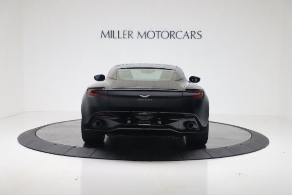 New 2020 Aston Martin DB11 V8 Coupe for sale $237,996 at Rolls-Royce Motor Cars Greenwich in Greenwich CT 06830 6