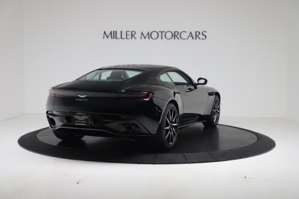 New 2020 Aston Martin DB11 V8 Coupe for sale $237,996 at Rolls-Royce Motor Cars Greenwich in Greenwich CT 06830 7