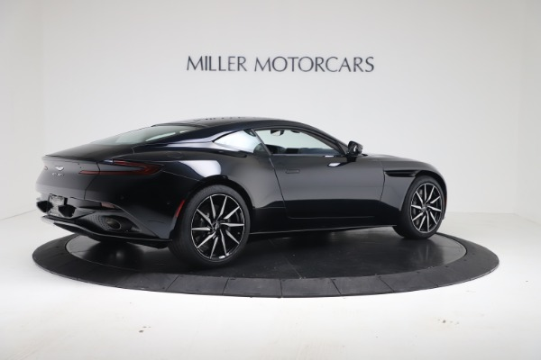 New 2020 Aston Martin DB11 V8 Coupe for sale $237,996 at Rolls-Royce Motor Cars Greenwich in Greenwich CT 06830 8