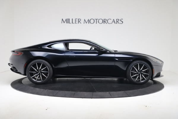 New 2020 Aston Martin DB11 V8 Coupe for sale $237,996 at Rolls-Royce Motor Cars Greenwich in Greenwich CT 06830 9