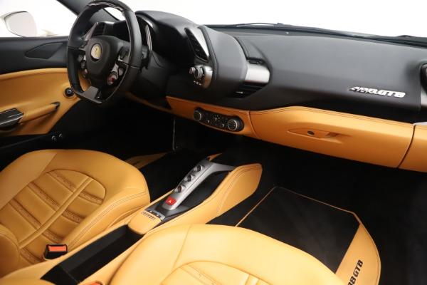 Used 2017 Ferrari 488 GTB for sale $244,900 at Rolls-Royce Motor Cars Greenwich in Greenwich CT 06830 19