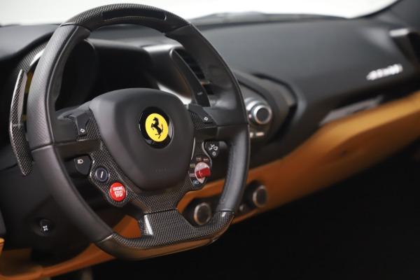 Used 2017 Ferrari 488 GTB for sale $244,900 at Rolls-Royce Motor Cars Greenwich in Greenwich CT 06830 22