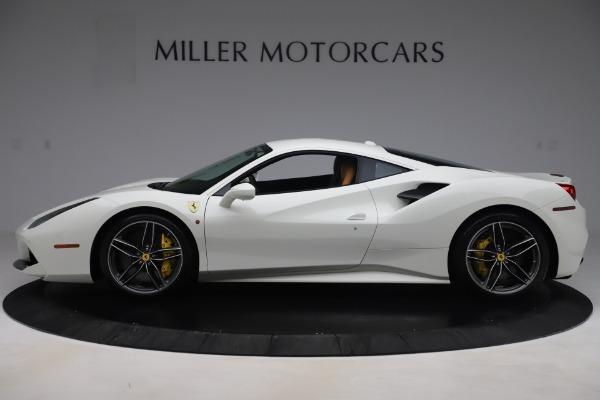 Used 2017 Ferrari 488 GTB for sale $244,900 at Rolls-Royce Motor Cars Greenwich in Greenwich CT 06830 3