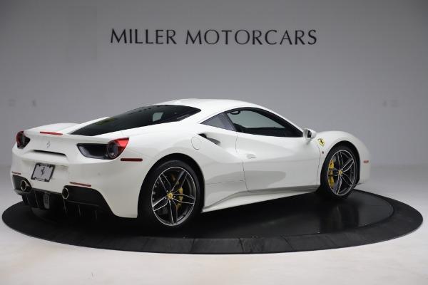 Used 2017 Ferrari 488 GTB for sale $244,900 at Rolls-Royce Motor Cars Greenwich in Greenwich CT 06830 8
