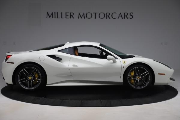 Used 2017 Ferrari 488 GTB for sale $244,900 at Rolls-Royce Motor Cars Greenwich in Greenwich CT 06830 9