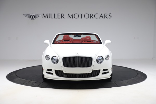 Used 2015 Bentley Continental GTC Speed for sale Call for price at Rolls-Royce Motor Cars Greenwich in Greenwich CT 06830 12