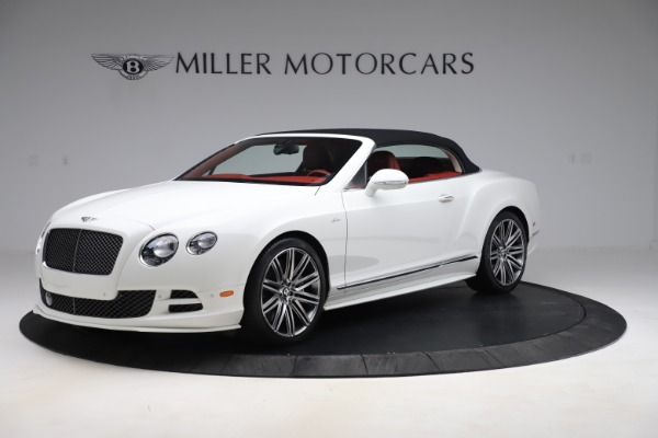 Used 2015 Bentley Continental GTC Speed for sale Call for price at Rolls-Royce Motor Cars Greenwich in Greenwich CT 06830 13