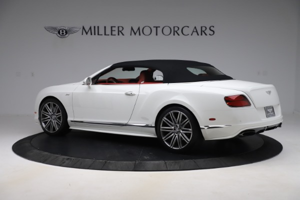 Used 2015 Bentley Continental GTC Speed for sale Call for price at Rolls-Royce Motor Cars Greenwich in Greenwich CT 06830 15