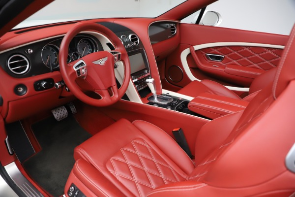 Used 2015 Bentley Continental GTC Speed for sale Call for price at Rolls-Royce Motor Cars Greenwich in Greenwich CT 06830 25