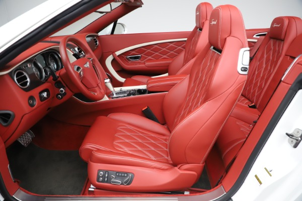 Used 2015 Bentley Continental GTC Speed for sale Call for price at Rolls-Royce Motor Cars Greenwich in Greenwich CT 06830 26