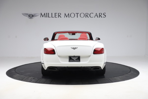 Used 2015 Bentley Continental GTC Speed for sale Call for price at Rolls-Royce Motor Cars Greenwich in Greenwich CT 06830 6