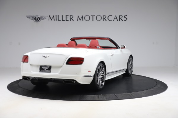 Used 2015 Bentley Continental GTC Speed for sale Call for price at Rolls-Royce Motor Cars Greenwich in Greenwich CT 06830 7