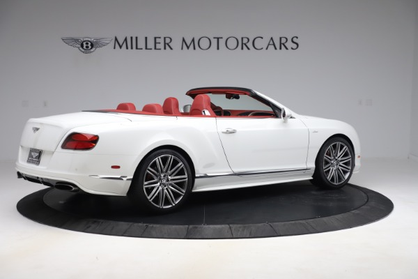 Used 2015 Bentley Continental GTC Speed for sale Call for price at Rolls-Royce Motor Cars Greenwich in Greenwich CT 06830 8