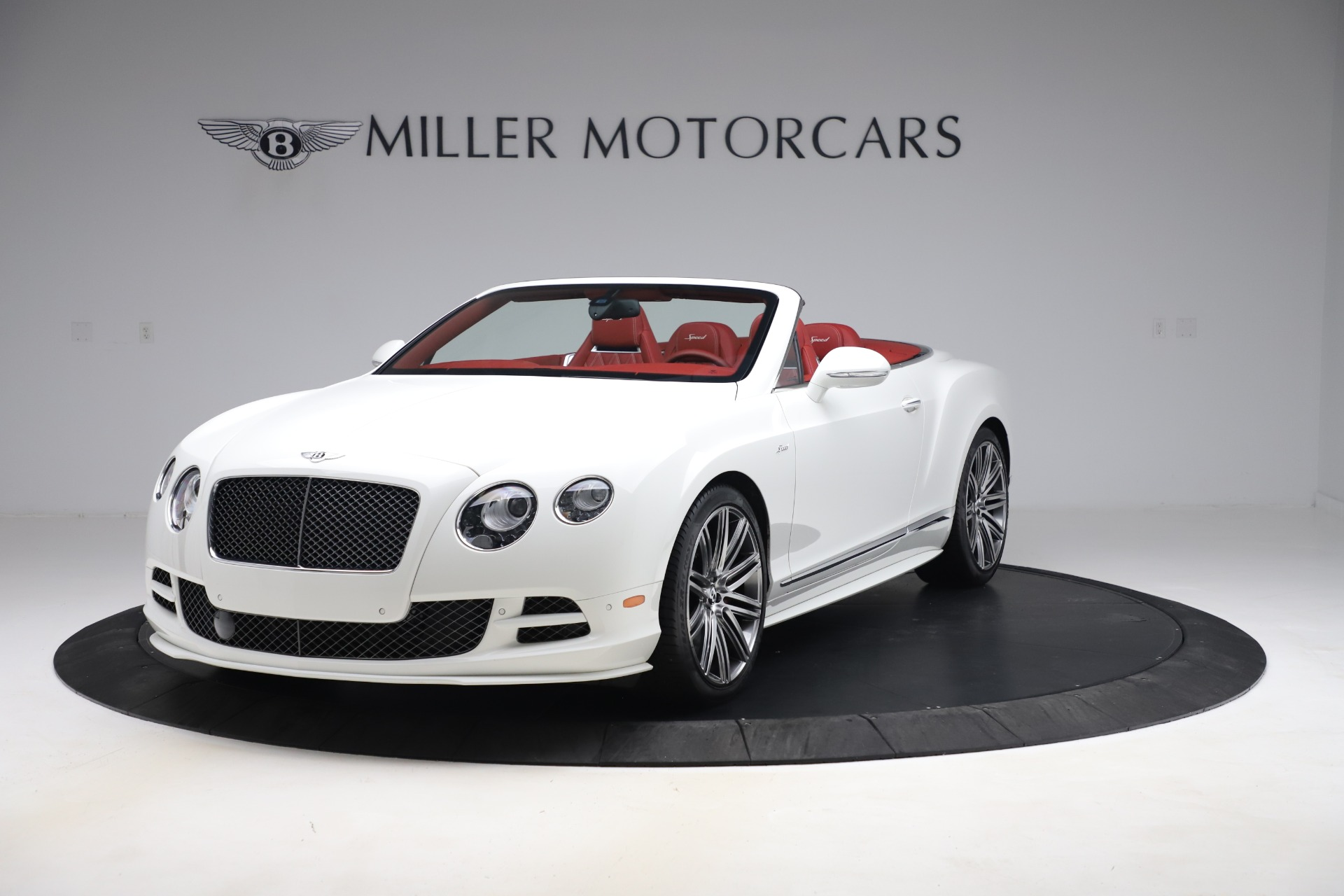 Used 2015 Bentley Continental GTC Speed for sale Call for price at Rolls-Royce Motor Cars Greenwich in Greenwich CT 06830 1