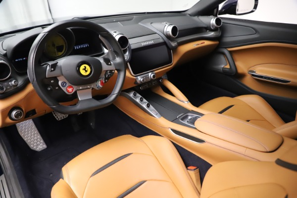 Used 2017 Ferrari GTC4Lusso for sale $231,900 at Rolls-Royce Motor Cars Greenwich in Greenwich CT 06830 13