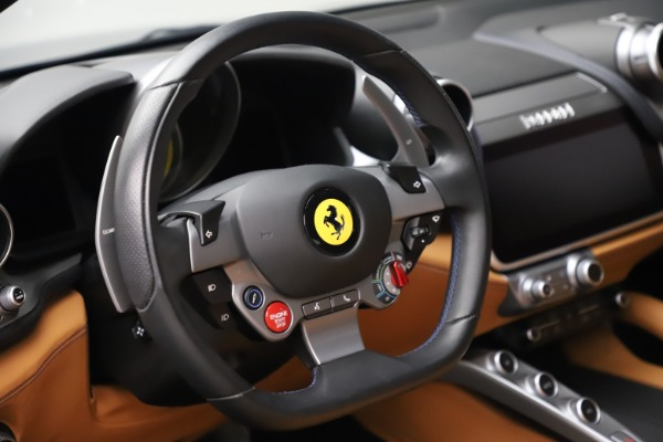 Used 2017 Ferrari GTC4Lusso for sale $231,900 at Rolls-Royce Motor Cars Greenwich in Greenwich CT 06830 17