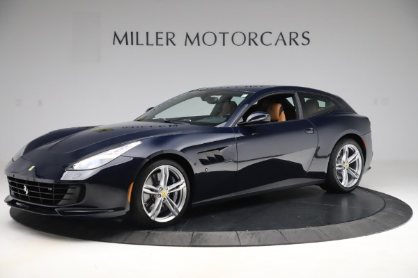 Used 2017 Ferrari GTC4Lusso for sale $231,900 at Rolls-Royce Motor Cars Greenwich in Greenwich CT 06830 2