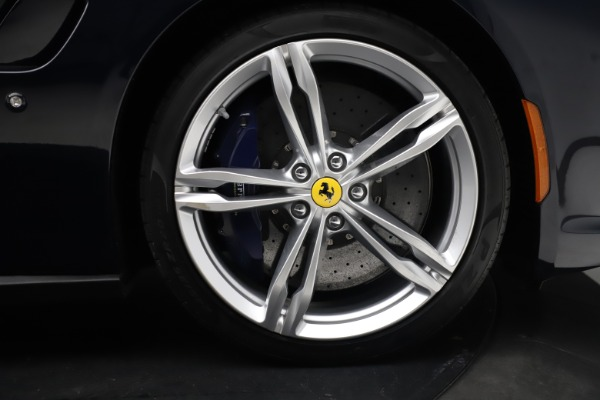 Used 2017 Ferrari GTC4Lusso for sale $231,900 at Rolls-Royce Motor Cars Greenwich in Greenwich CT 06830 25