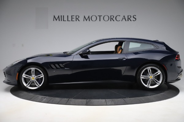 Used 2017 Ferrari GTC4Lusso for sale $231,900 at Rolls-Royce Motor Cars Greenwich in Greenwich CT 06830 3