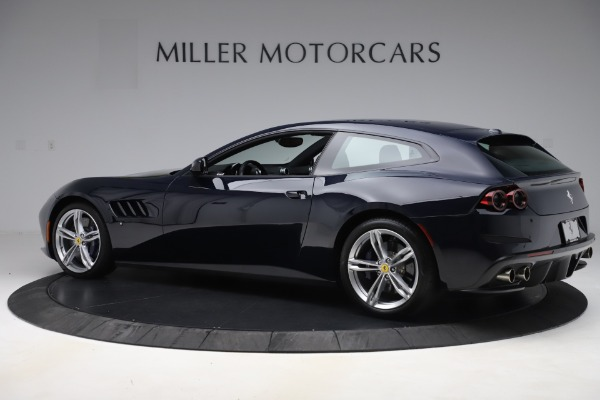 Used 2017 Ferrari GTC4Lusso for sale $231,900 at Rolls-Royce Motor Cars Greenwich in Greenwich CT 06830 4