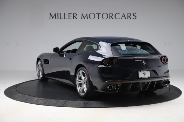 Used 2017 Ferrari GTC4Lusso for sale $231,900 at Rolls-Royce Motor Cars Greenwich in Greenwich CT 06830 5