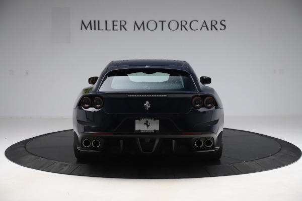 Used 2017 Ferrari GTC4Lusso for sale $231,900 at Rolls-Royce Motor Cars Greenwich in Greenwich CT 06830 6