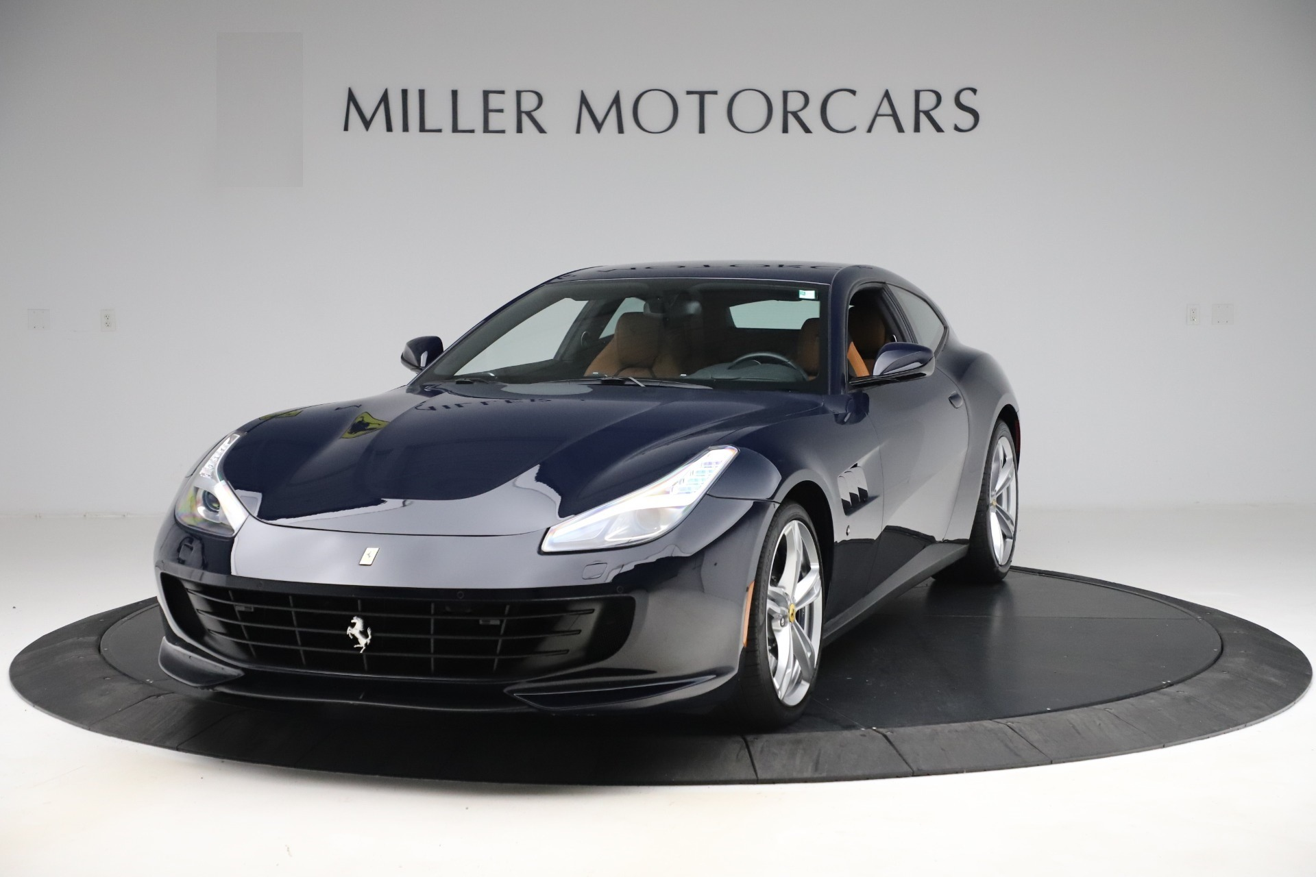 Used 2017 Ferrari GTC4Lusso for sale $231,900 at Rolls-Royce Motor Cars Greenwich in Greenwich CT 06830 1