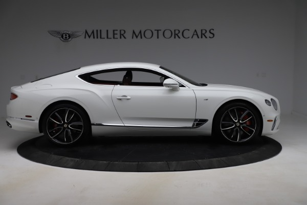 New 2020 Bentley Continental GT V8 for sale $261,360 at Rolls-Royce Motor Cars Greenwich in Greenwich CT 06830 11