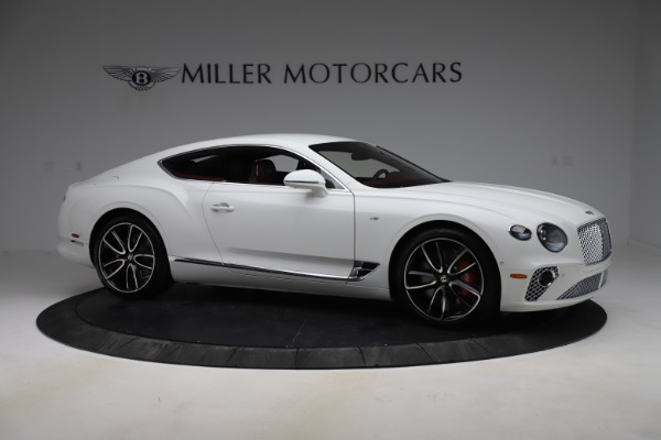 New 2020 Bentley Continental GT V8 for sale $261,360 at Rolls-Royce Motor Cars Greenwich in Greenwich CT 06830 12