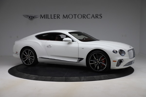 New 2020 Bentley Continental GT V8 for sale $261,360 at Rolls-Royce Motor Cars Greenwich in Greenwich CT 06830 13