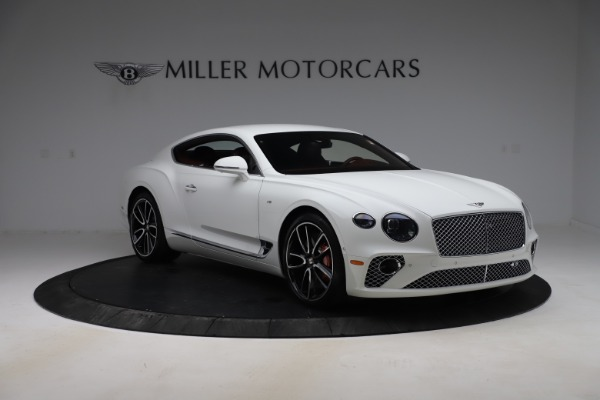 New 2020 Bentley Continental GT V8 for sale $261,360 at Rolls-Royce Motor Cars Greenwich in Greenwich CT 06830 14