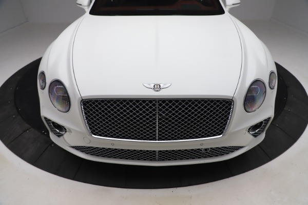 New 2020 Bentley Continental GT V8 for sale $261,360 at Rolls-Royce Motor Cars Greenwich in Greenwich CT 06830 16