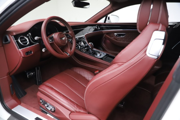 New 2020 Bentley Continental GT V8 for sale $261,360 at Rolls-Royce Motor Cars Greenwich in Greenwich CT 06830 21