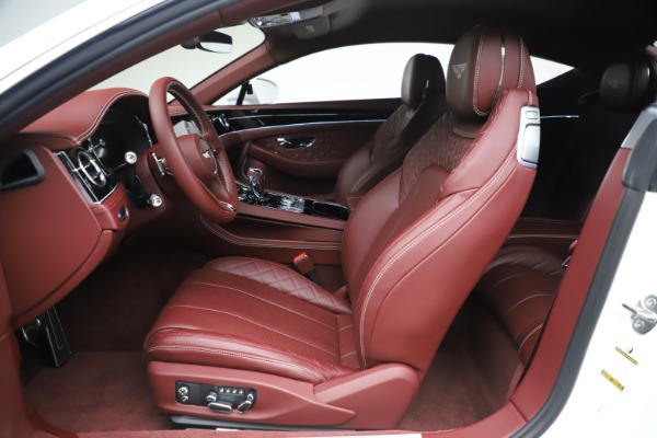New 2020 Bentley Continental GT V8 for sale $261,360 at Rolls-Royce Motor Cars Greenwich in Greenwich CT 06830 22