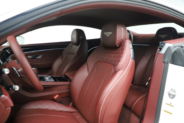 New 2020 Bentley Continental GT V8 for sale $261,360 at Rolls-Royce Motor Cars Greenwich in Greenwich CT 06830 23