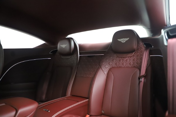 New 2020 Bentley Continental GT V8 for sale $261,360 at Rolls-Royce Motor Cars Greenwich in Greenwich CT 06830 26